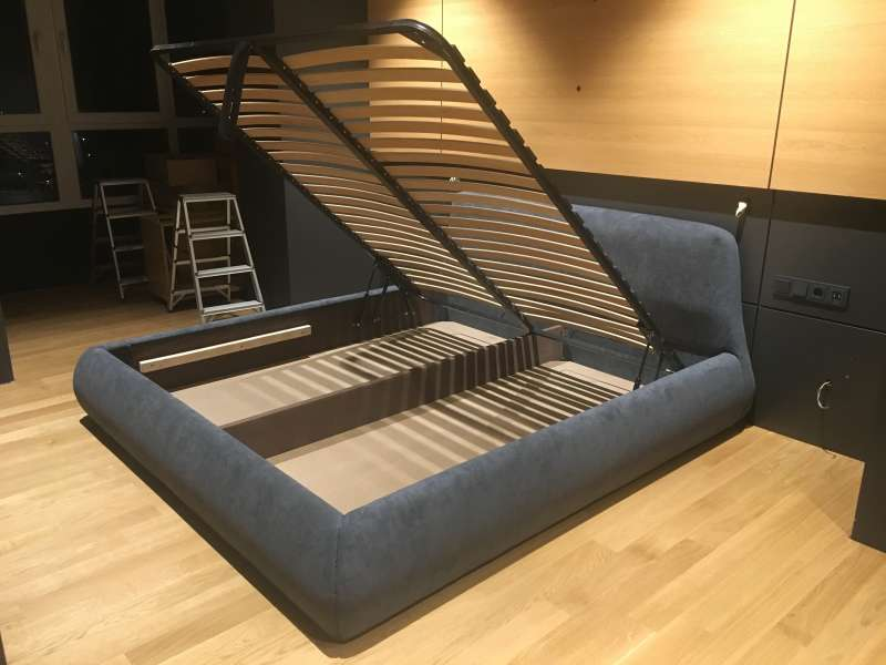 Кровать с подъемным механизмом одесса